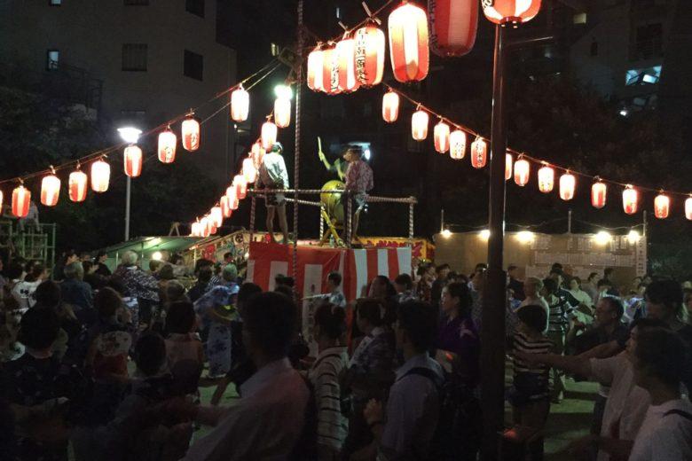 青山熊野神社例大祭
