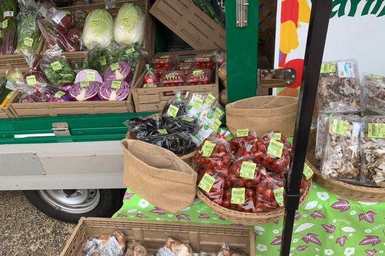 SHARE GREEN MINAMIAOYAMA 産地直送野菜販売